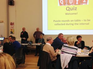Our Quiz Organisers