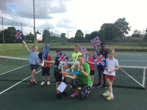 Tennis for Kids 2017